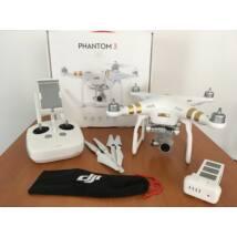 Phantom 3 4K - Bemutató darab