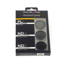 PolarPro DJI Phantom3 (Pro/Adv) / Phantom4 Filter Pack