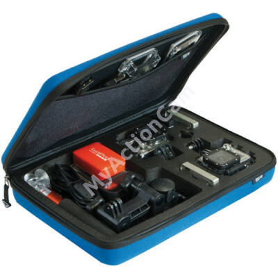 SP POV Case GoPro-Edition 3.0 blue - large