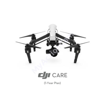 DJI Care (Inspire 1 Raw) – 1-Year Plan