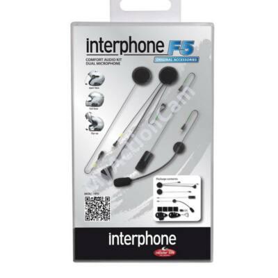 Interphone XT/MC Dual Michrophone