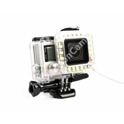 MAC LED Light GoPro-hoz