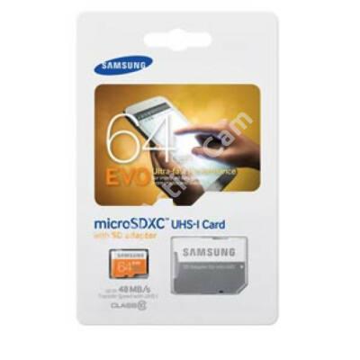 64GB microSDXC memóriakártya - Samsung